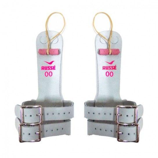 Calleras de gimnasia artística para barras asimétricas con hebilla